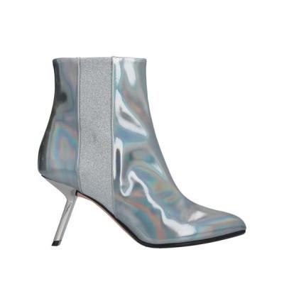 ALCHIMIA DI BALLIN ショートブーツ  レディースファッション  レディースシューズ  ブーツ  その他ブーツ シルバー
