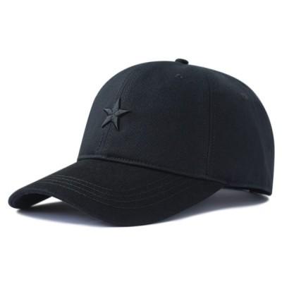 スター 星 ベース ボール キャップ 野球帽 帽子 スポーツ プリント ロゴ テキスト 刺? デザイン カジュアル ソリッド ハット 男性 女性 ス