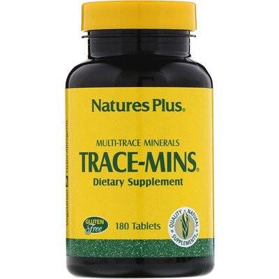 Trace-Mins、タブレット 180錠