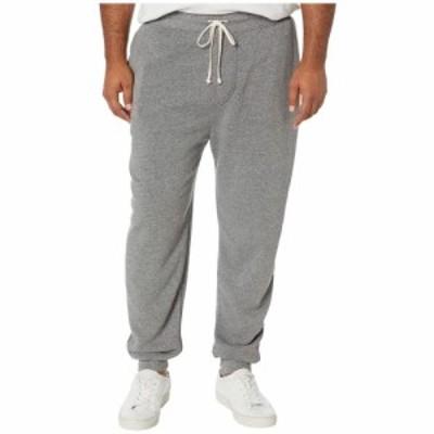 オルタナティヴ Alternative メンズ ボトムス・パンツ 大きいサイズ Big and Tall Eco-Fleece Dodgeball Pants Eco Grey