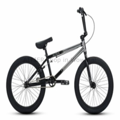 "BMX 2019 DKオーラ20 ""コンプリートBMXバイク20"" TTブラック/シルバー  2019 DK Aura 20"" C"