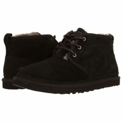 アグ UGG メンズ ブーツ シューズ・靴 Neumel Black Suede