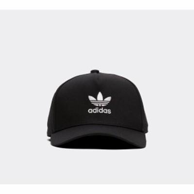 アディダス adidas Originals メンズ キャップ 帽子 trefoil a frame cap Black