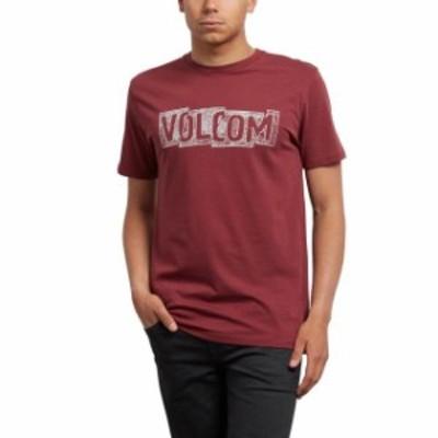 volcom ボルコム ファッション 男性用ウェア Tシャツ volcom edge-basic