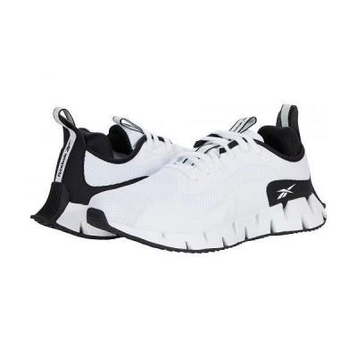 Reebok リーボック メンズ 男性用 シューズ 靴 スニーカー 運動靴 Zig Dynamica - White/Core Black