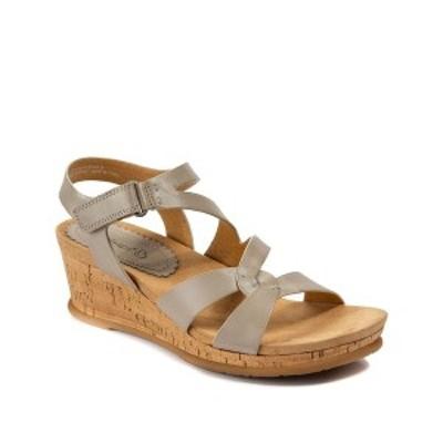 ベアトラップス レディース サンダル シューズ Freesia Wedge Sandals Taupe