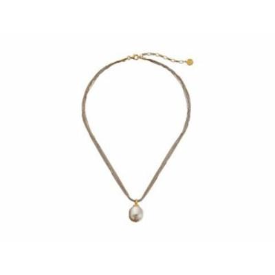 マジョリカ レディースアクセサリ ネックレス ペンダント 16mm Baroque Multichain Necklace