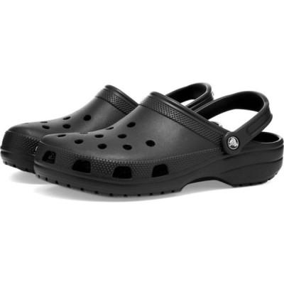 クロックス Crocs メンズ クロッグ シューズ・靴 classic croc Black