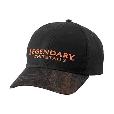 Legendary Whitetails Men's Mesh Cap, Big Game Field Camo, One Size