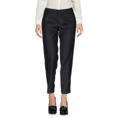 ディースクエアード DSQUARED2 パンツ ブラック 38 バージンウール 65% / シルク 35% パンツ