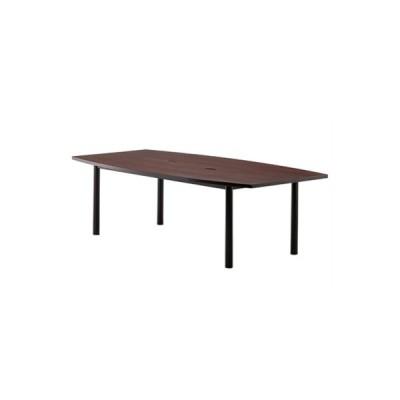 【法人様限定商品】テーブル 会議テーブル ミーティングテーブル W2400×D1200 オフィス家具