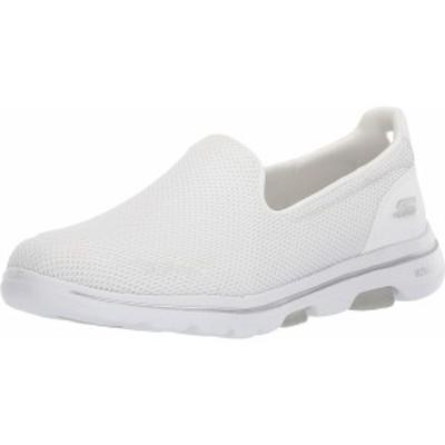 スケッチャーズ レディース スニーカー シューズ Go Walk 5 - 15901 White