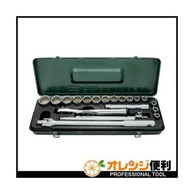 旭金属工業 ASH レボウェイブソケットレンチセット12.7□×21PCS VO4251 【855-0866】