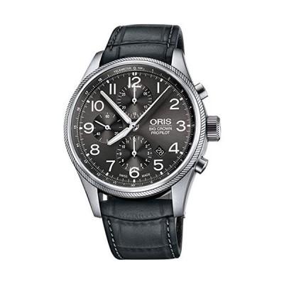 腕時計 オリス メンズ 77476994063LS06 Oris Big Crown ProPilot Chronograph Mens Stainless Steel 44mm Gr