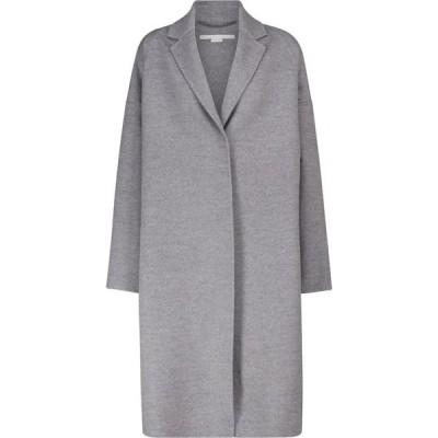 ステラ マッカートニー Stella McCartney レディース コート アウター Bilpin wool coat Light Grey