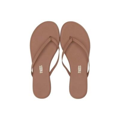 ティキーズ TKEES レディース ビーチサンダル シューズ・靴 Foundation Matte Beach Bum