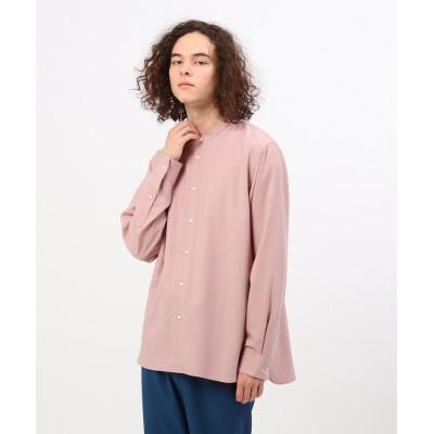 tk.TAKEO KIKUCHI(ティーケー タケオ キクチ) 【S~3L】TRバンドカラーシャツ