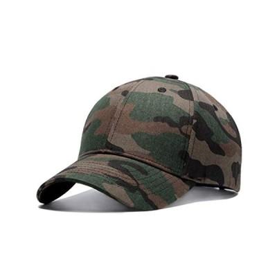 Takiloy キャップ メンズ レディース 迷彩 帽子 クラシック カモ 野球帽 カジュアル オシャレ ゴルフ 登山 旅行 UV