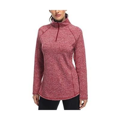 Miusey レディース ポロシャツ US サイズ: X-Large カラー: レッド並行輸入