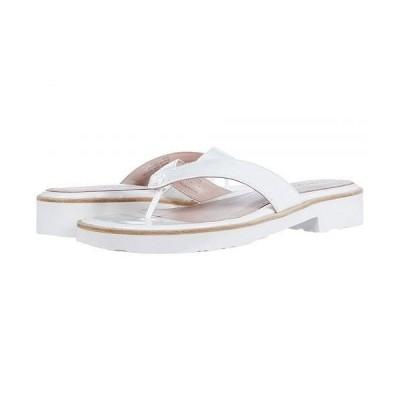 Taryn Rose タリンローズ レディース 女性用 シューズ 靴 サンダル Taziana by Taryn Rose Collection - White