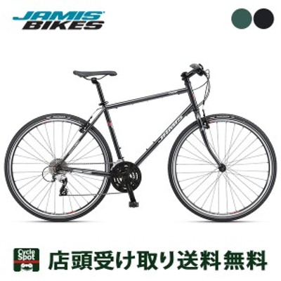 BIGSALE限定価格店頭受取限定 ジェイミス クロスバイク スポーツ自転車 コーダ S2 JAMIS 24段変速