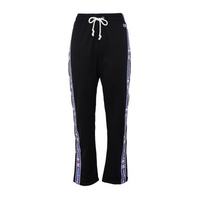 CHAMPION REVERSE WEAVE パンツ ブラック XS ポリエステル 100% パンツ