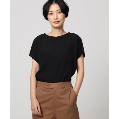 「L」ノーブルキュプラコンビネーションTシャツ