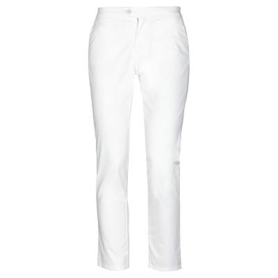 オークス OAKS パンツ ホワイト 24 コットン 97% / ポリウレタン 3% パンツ