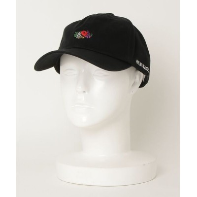 ONE DAY KMC / FRUIT OF THE LOOM/フルーツオブザルーム/LOGO EMB LOW CAP14295900 MEN 帽子 > キャップ
