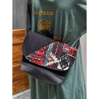 【SALE】チャイハネ 公式 《トリーナミニショルダー》 エスニック アジアン  ファッション雑貨 バッグ/リュック CMIP9302