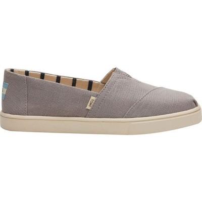 トムス Toms レディース スニーカー シューズ・靴 Alpargata Cupsole Shoe Morning Dove