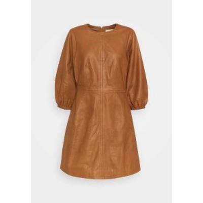 パートトゥー レディース ワンピース トップス GAINEPW  - Day dress - hazel brown hazel brown