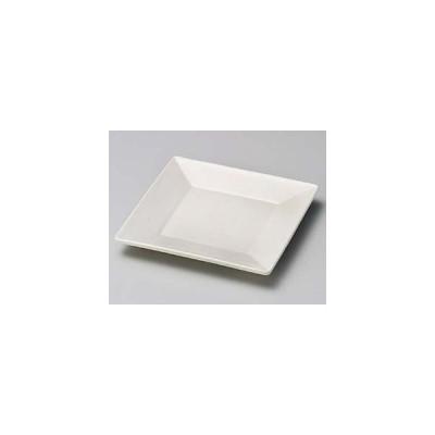 和食器 イ211-117 練色スクエアー4.5角皿