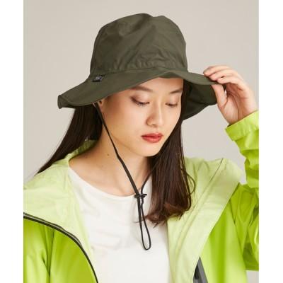 TOKYO DEPARTMENT STORE / 【KiU】TREKKING HAT STRAP WIRE 3LAYER/K91 WOMEN 帽子 > ハット