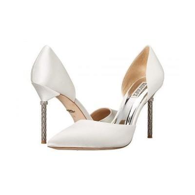 Badgley Mischka バッジリーミシュカ レディース 女性用 シューズ 靴 ヒール Ozara II - Soft White