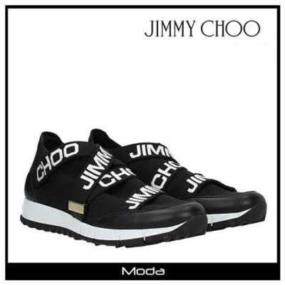 JIMMY CHOO ジミーチュウ スニーカー 黒 ブラック レディース TORONTO ローカット