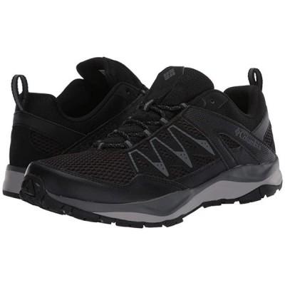 コロンビア Wayfinder II メンズ Hiking Black/Graphite