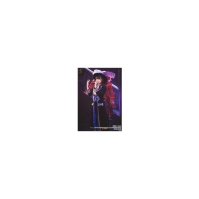 中古生写真(AKB48・SKE48) 坂本りの/ライブフォト・膝上・衣装黒・青・帽子・左向き/HKT48 研究生「脳内パラダイス」ちょっ