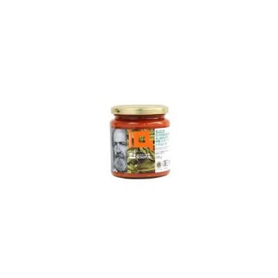 ジロロモーニ 有機パスタソース トマト&バジル(300g) 創健社