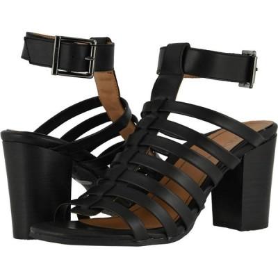 バイオニック VIONIC レディース サンダル・ミュール シューズ・靴 Sami Black Leather