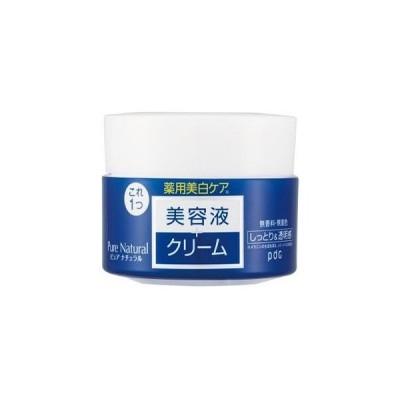 PDC ピュア ナチュラル クリームエッセンス ホワイト (100g) 〔保湿クリーム・ジェル〕