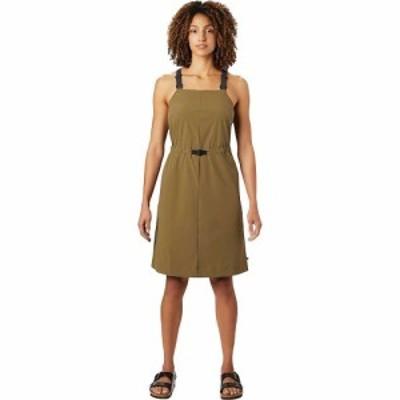 マウンテンハードウェア Mountain Hardwear レディース ワンピース ワンピース・ドレス Freefall Halter Dress Raw Clay