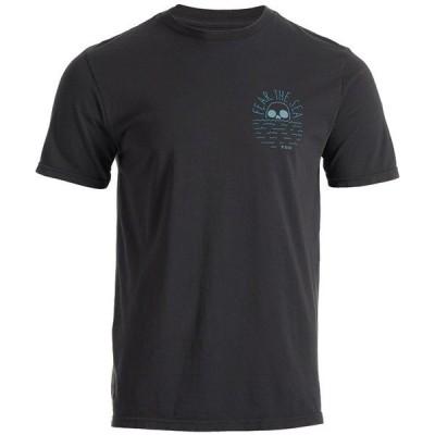 ローアク メンズ Tシャツ トップス Roark Fear The Sea T-Shirt