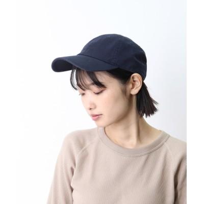 salle de bal / ▽ ST:コットンツイルキャップ WOMEN 帽子 > キャップ