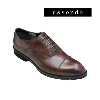 ケンフォード ビジネスシューズ ストレートチップ ポインテッドトゥ KN41 ダークブラウン KENFORD メンズ 靴