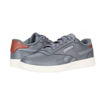 Reebok リーボック メンズ 男性用 シューズ 靴 スニーカー 運動靴 Club Memt - Pure Grey/Pure Grey/Boulder Brown