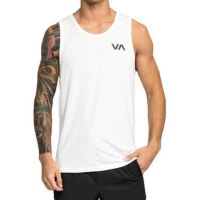 ルーカ メンズ タンクトップ トップス RVCA Men's Sport Vent Tank Top