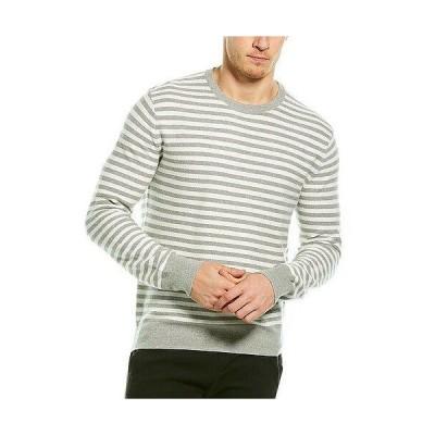メンズ ファッション  J.Crew Garter Stripe Crewneck Sweater