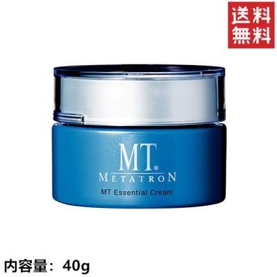 【国内正規品・全国送料無料】メタトロン化粧品 MT エッセンシャル・クリーム 40g <保湿クリーム>