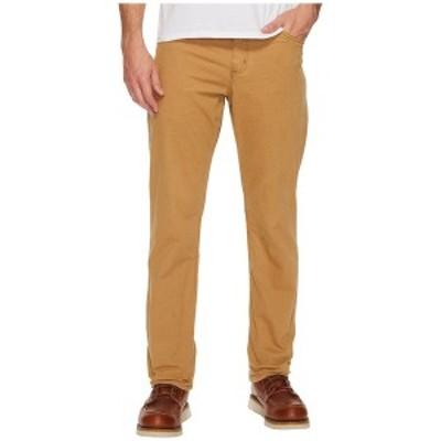カーハート メンズ カジュアルパンツ ボトムス Five-Pocket Relaxed Fit Pants Hickory